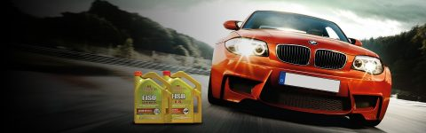 LUXURY LUBRICANT OIL FOR CARS
